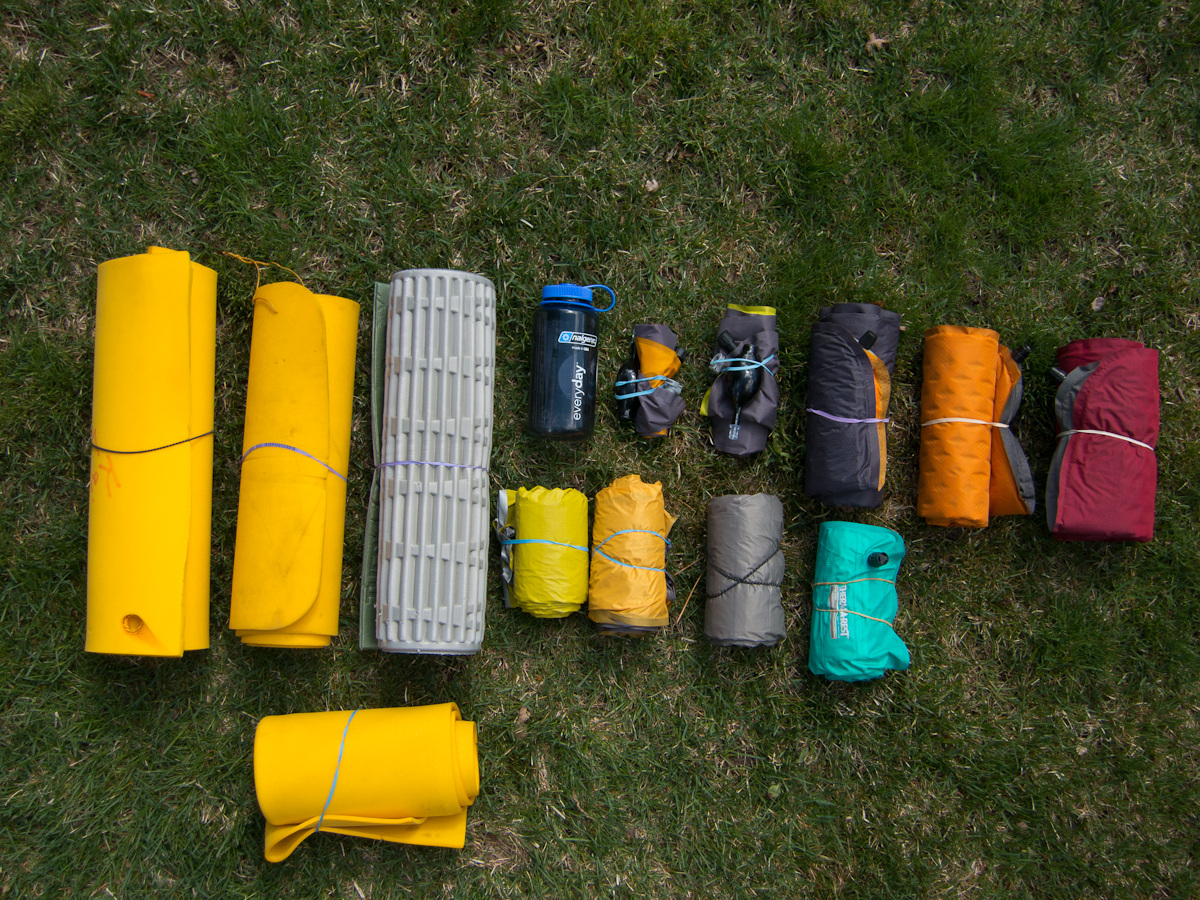 Thermarest Mediocre Mountaineering