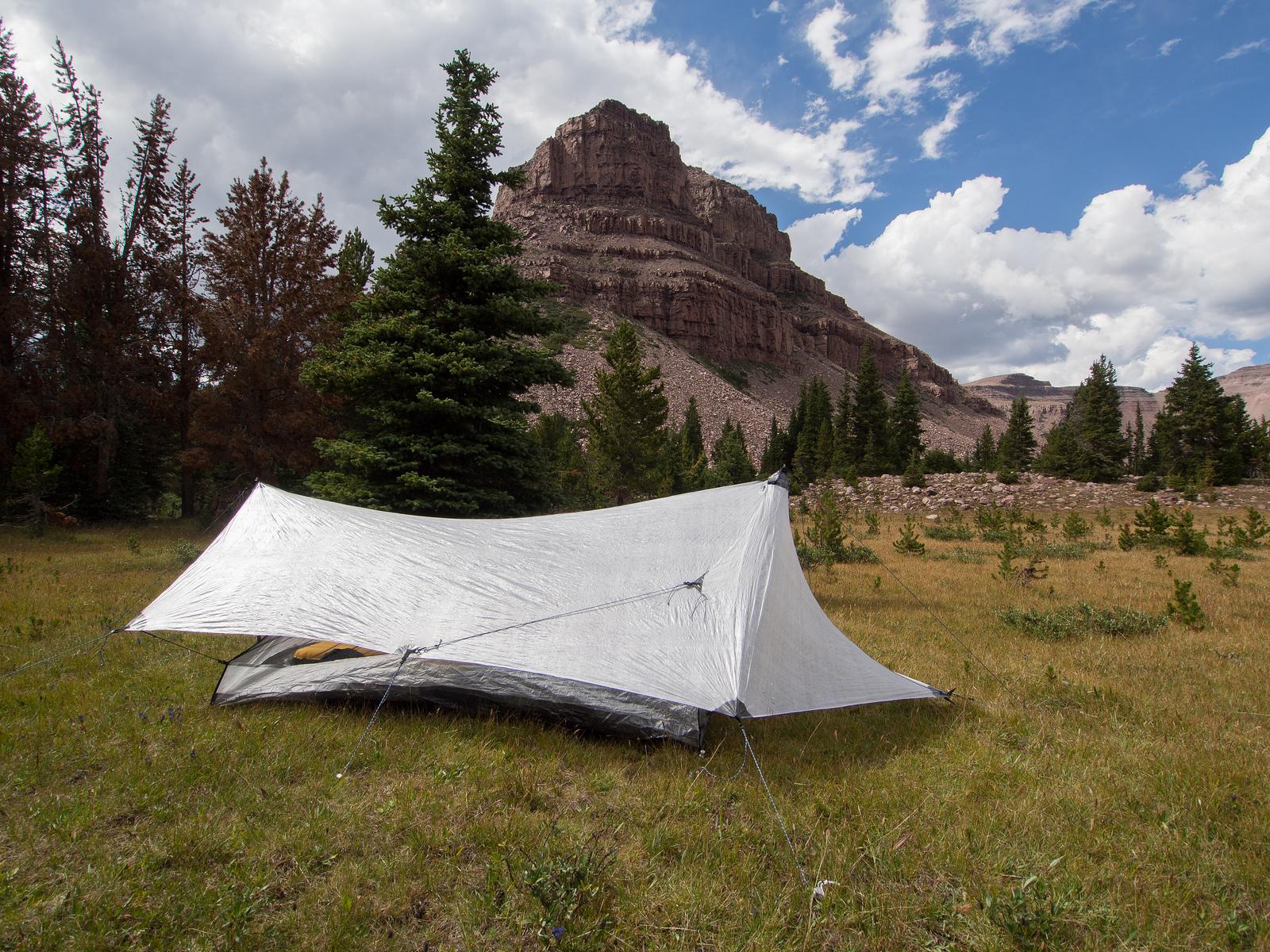Hyperlite ... & Hyperlite Mountain Gear Echo II Shelter | Mediocre Mountaineering