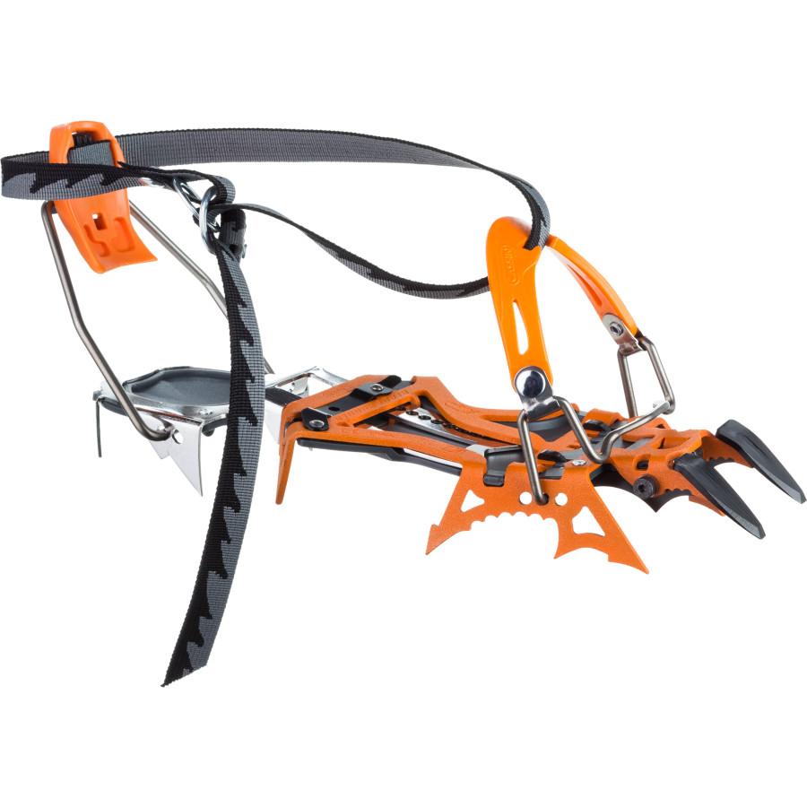 Cassin Blade Runner crampons in alpine configuration