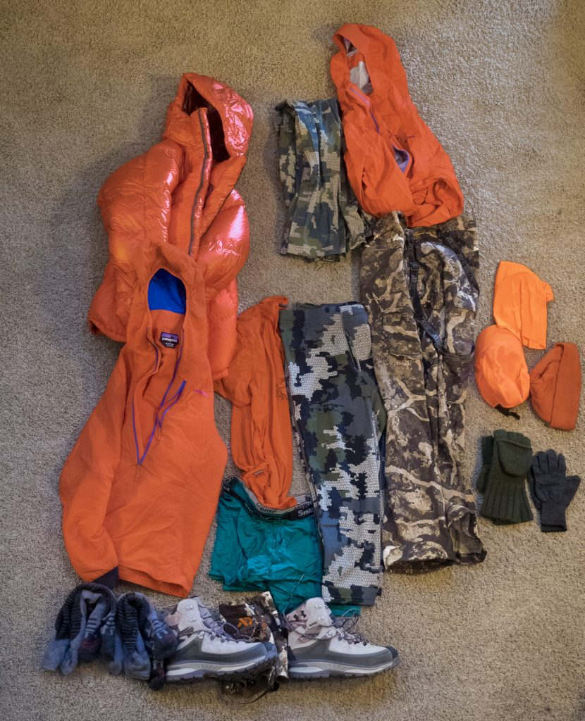 Hunter Orange Clothing