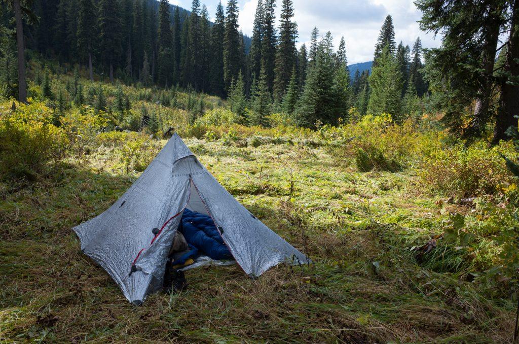 Locus Gear Hapi tent