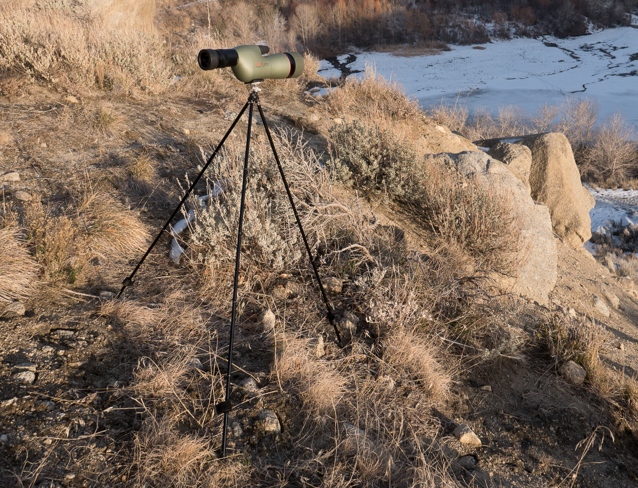 Kramer Designs Granite Peak Tripod